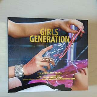 [WTS] Girls Generation Mr Mr album