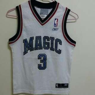 青年版 NBA MAGIC 魔術隊 電繡 球衣