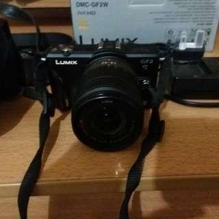 自售Panasonic GF2 黑色(待匯款)