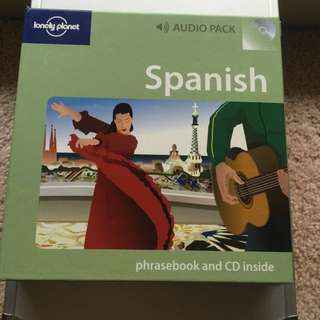 Lonely Planet - Learn To Speak Spanish