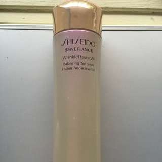 Shiseido Benefiance / Wrinkle Resist 24