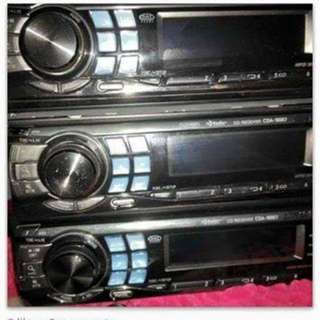 Looking For Any Car Audio System .  Car Head Unit. Cd Player. Speaker . Woofer. amplifier . pioneer . alpine
