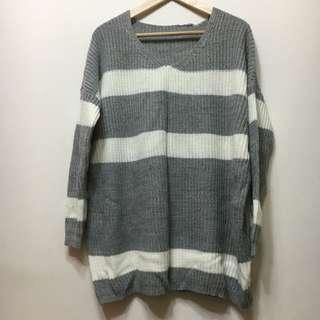 【二手】長版毛衣