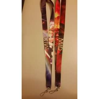 League of Legends Lanyard - Mid