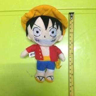 One Piece Soft Toy