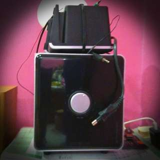 Ego 3nity Audio System, used only abt 3 months. still under warranty.