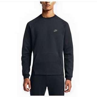 黑色Nike衛衣 大學t