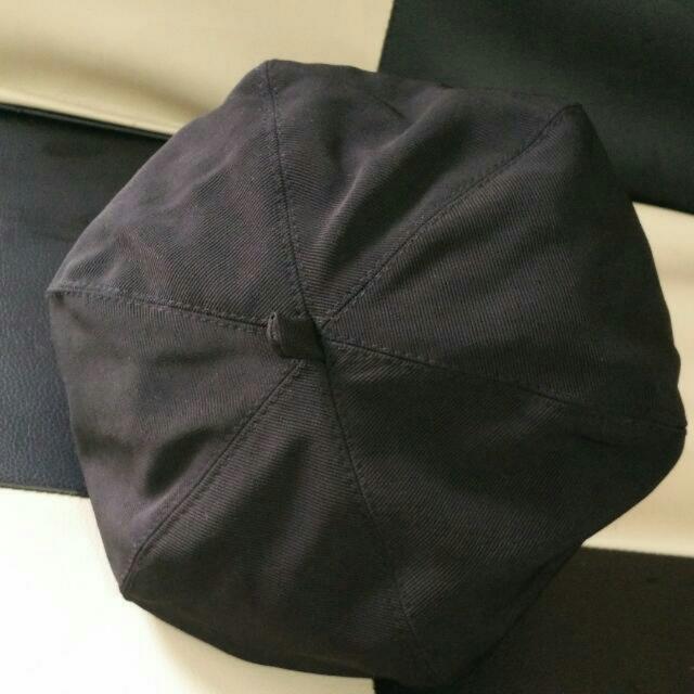 素六角畫家帽