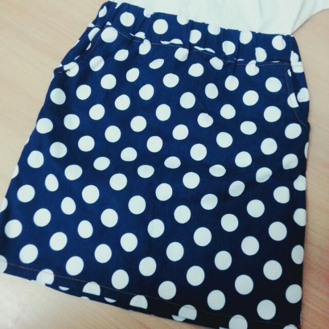 (全新)包裙