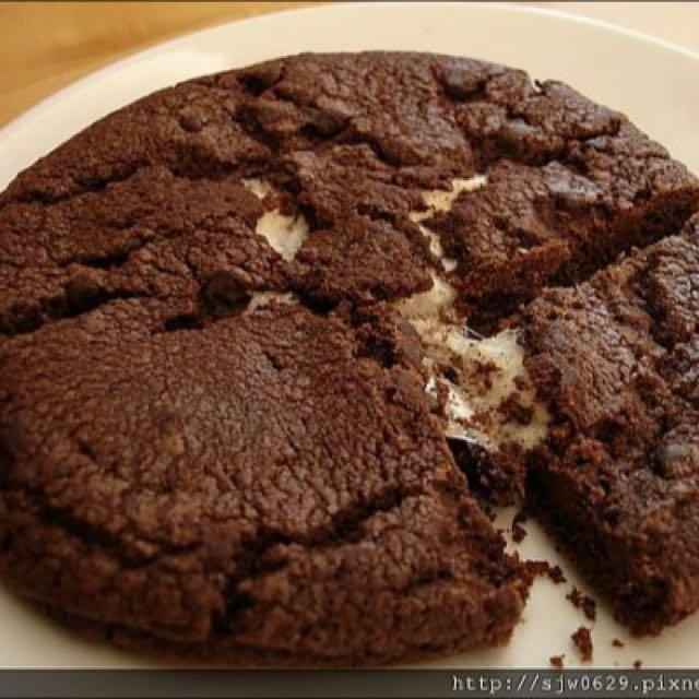 星巴克棉花糖巧克力手工餅乾