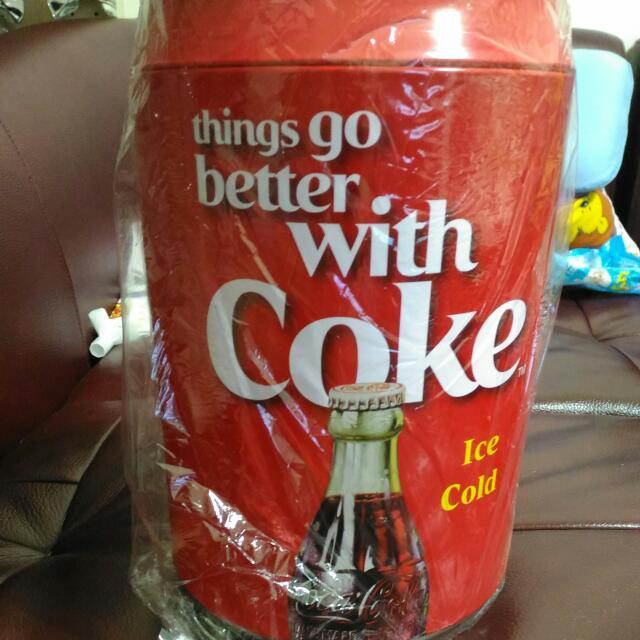 (全新)超大可樂存錢桶