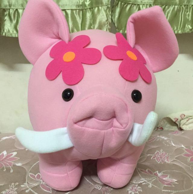 粉紅花豬🐷