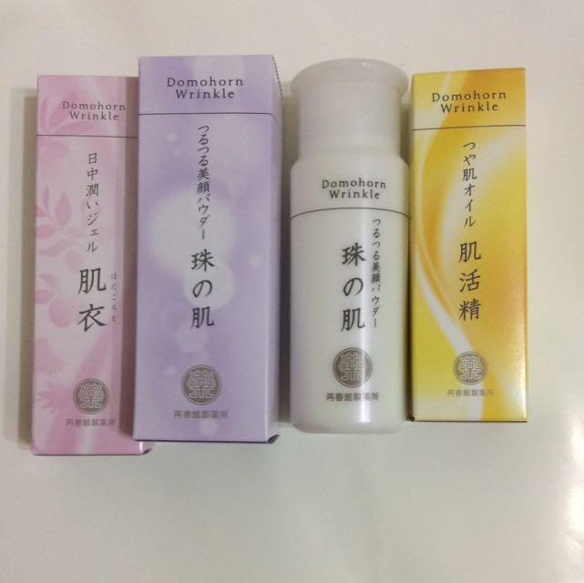 朵茉麗蔻 珠之肌 光滑美顏粉 製造日期2015.05