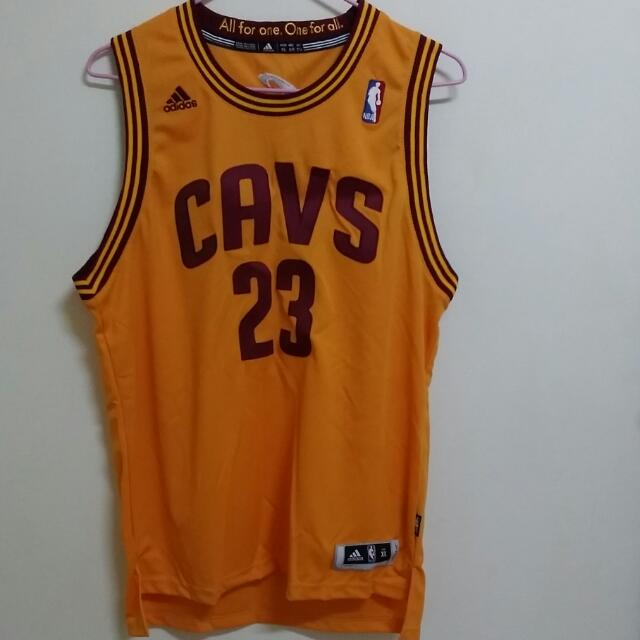 青年版 NBA CAVS 騎士隊  電繡球衣