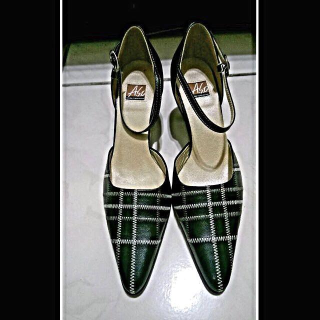 A.S.O(阿瘦)尖頭女高跟鞋