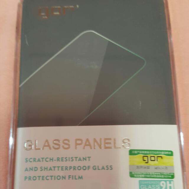 GOR鋼化玻璃膜 Note5
