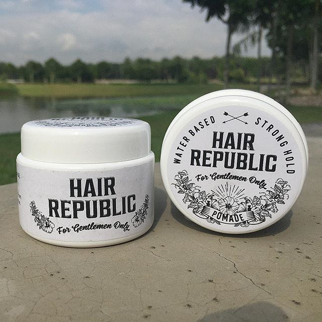 Hair Republic Pomade