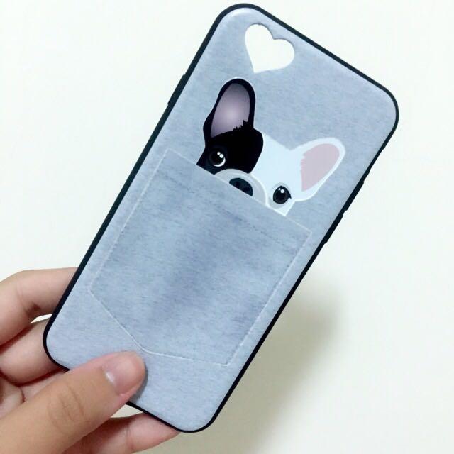 🎉全新🎉口袋法鬥I6手機殼