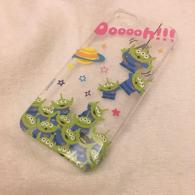 iPhone 5 迪士尼三眼怪手機殼(可議價)