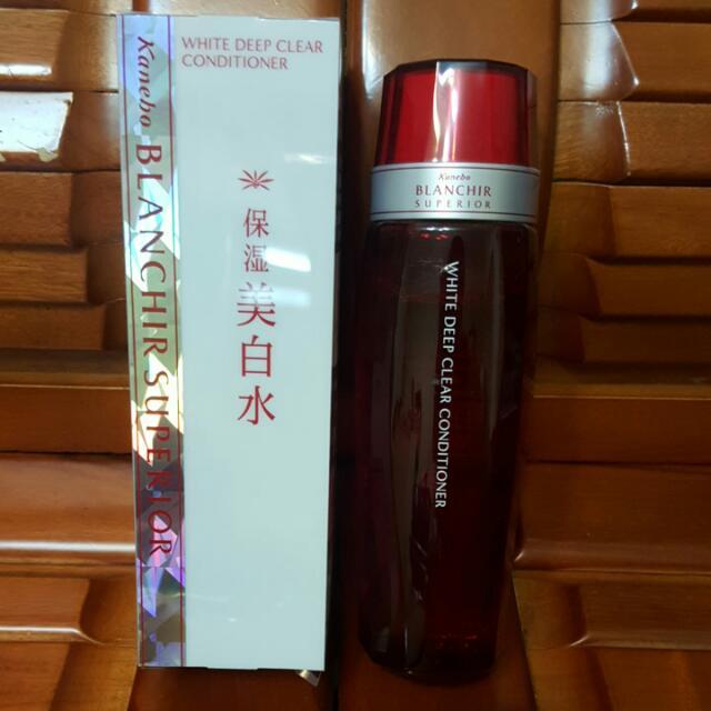 Kanebo佳麗寶深層美白化妝水(保濕型)280ml