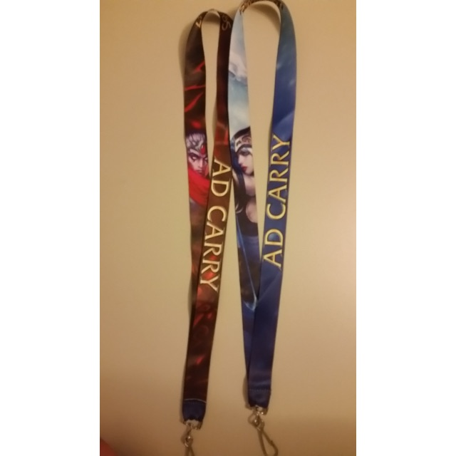 League of Legends Lanyard - AD Carry
