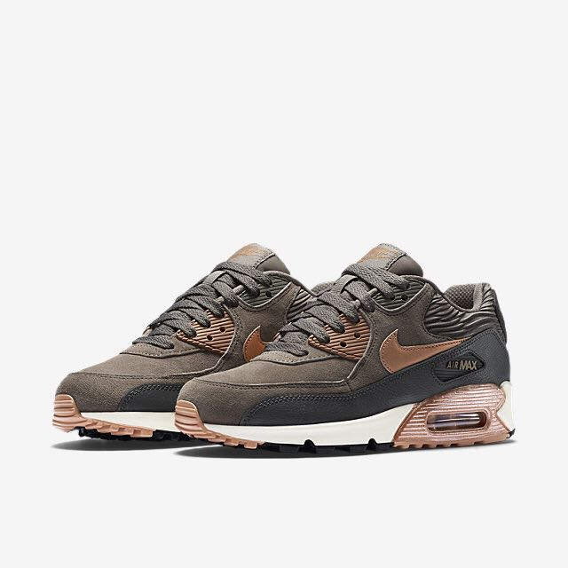 nike air max 90 damen bronze