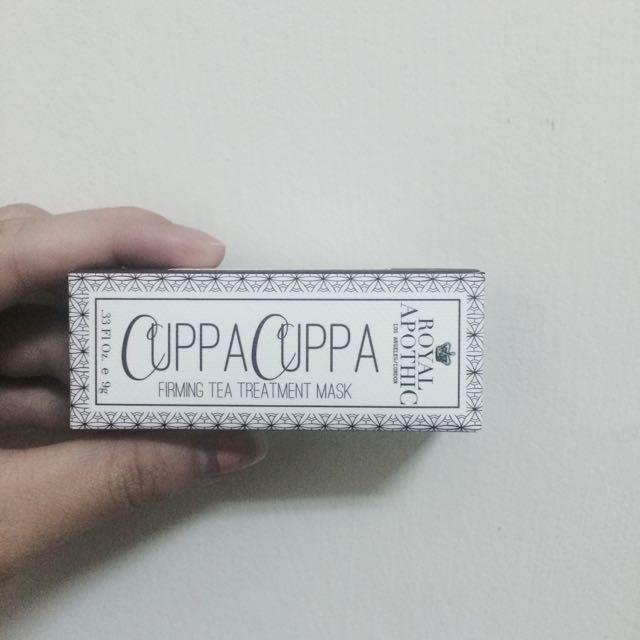 Royal Apothic 茶葉面膜