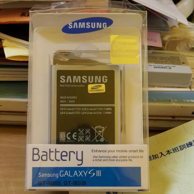 S3全新電池 250