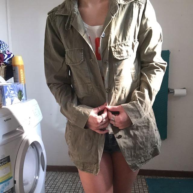 St&ard (General Pants) XS Cargo Jacket