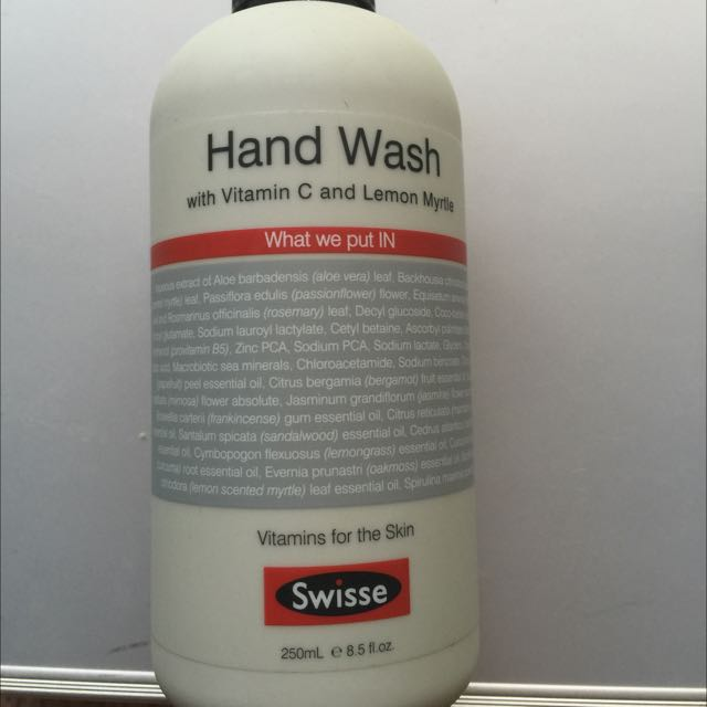 Brand New Swisse - Hand Wash