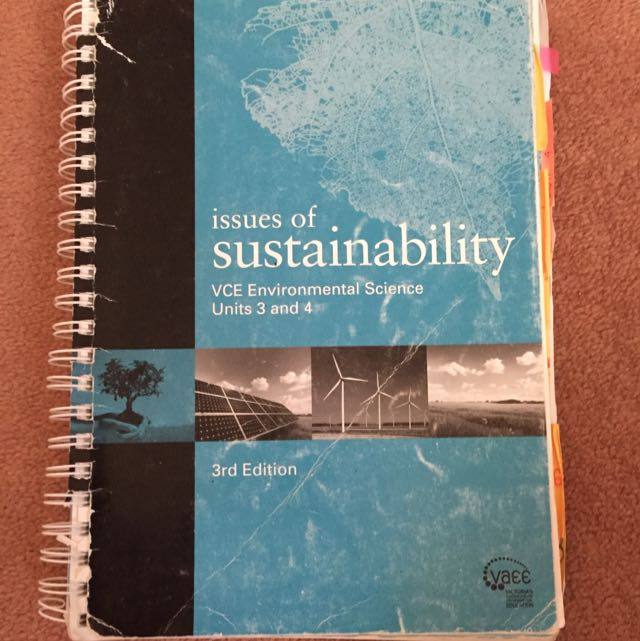 VCE Environmental Science Textbook
