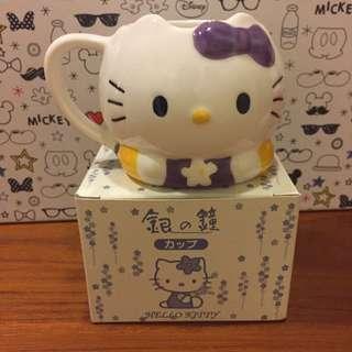 日本購入 Kitty裝飾杯