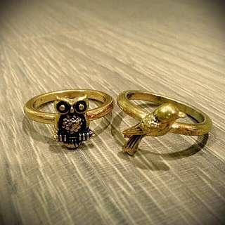 搭配用戒指