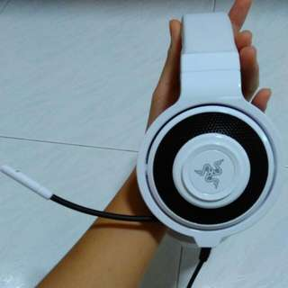 🆕Razer Kraken Pro 2012 HeadSet White model(condition:10/10)
