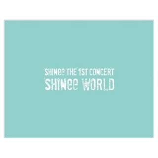 SHINee First Concert: SHINee World Photobook
