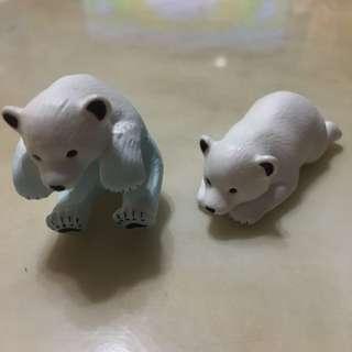 北極熊 扭蛋