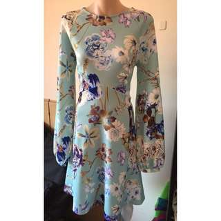 Bnwt Asos Vintage Style Dress. 10-12