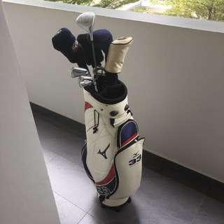 Mixed Golf Clubs For Sale