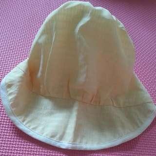 (購物可免費索取)嬰幼兒帽~二手