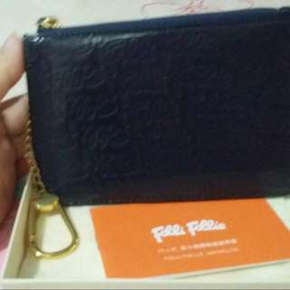 日本購入 Folli Follie鑰匙小錢包