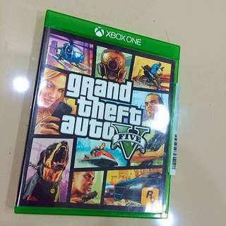 GTA 5 Xbox One 中文版