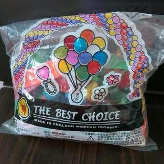 (全家店到店限定條件免運)放掉會發出叫聲的氣球