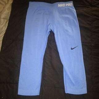Nike Pro 3/4 Skins (Active Pants)