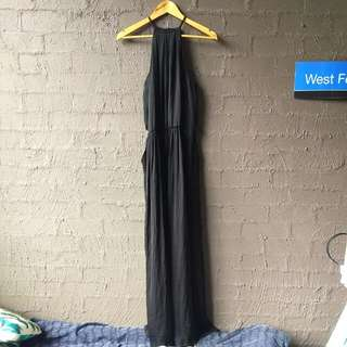 Zara Black Maxi Dress