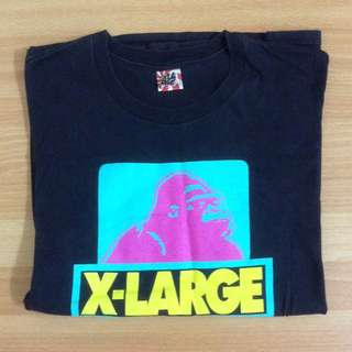 X Large 短t