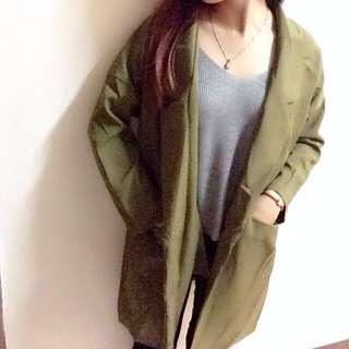 韓組西裝外套