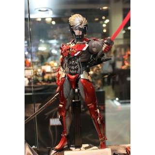 **PRICE REDUCED** STGCC 2015 Red Raiden 1/6th Scaled Model (EXCLUSIVE)