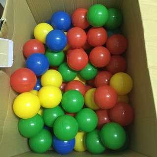 球~球85顆