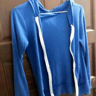 藍色小外套