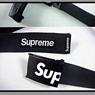 Supreme皮帶